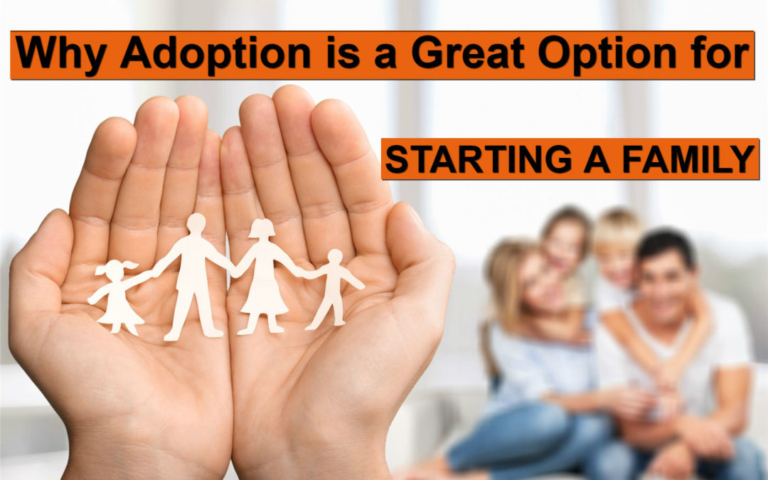 Why Adoption Can Be a Great Option for Having a Family